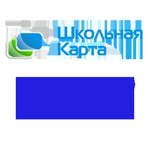Школьная карта лого