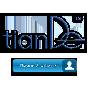 ЛК ТианДе Лого