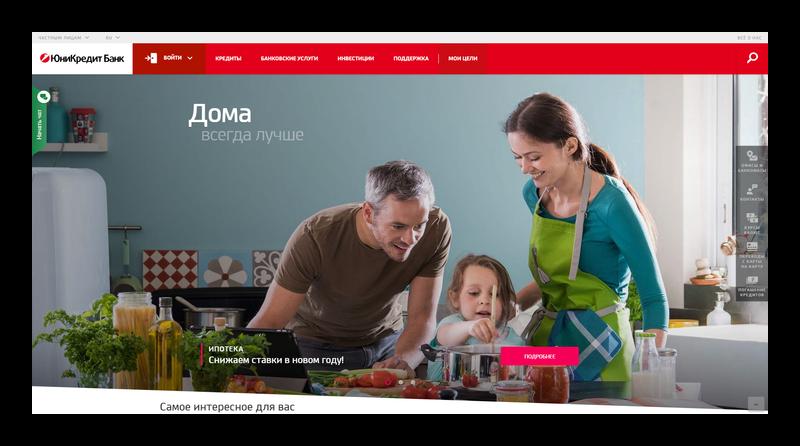 Unicreditbank официальный сайт