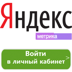 Яндекс Метрика личный кабинет лого