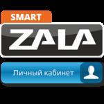 Как войти в кабинет пользователя Zala
