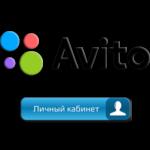 Как войти в личный кабинет Avito для управления объявлениями