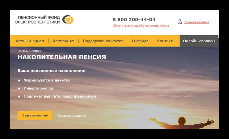 НПФ электроэнергетики официальный сайт